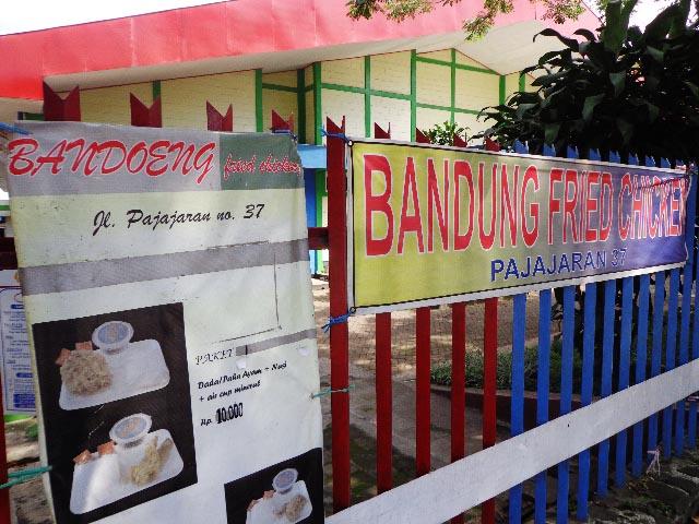 Bandung - Bandung Fried Chicken (BFC)