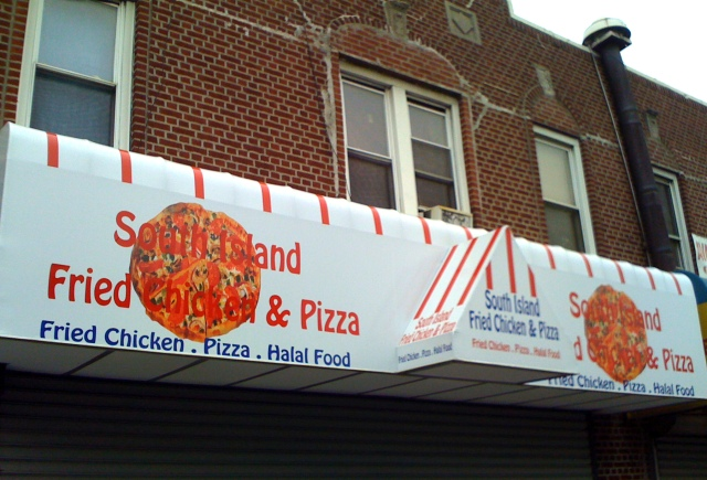 Crown Heights, Brooklyn - South Island FC & Pizza