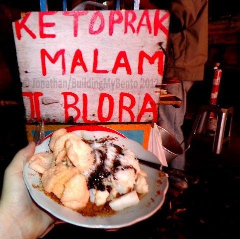 Jakarta, Blora- Ketoprak