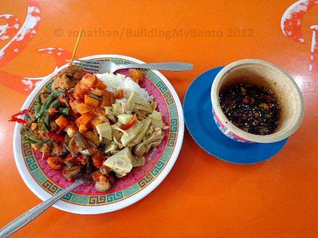 Jakarta, Sabang- Nasi Padang