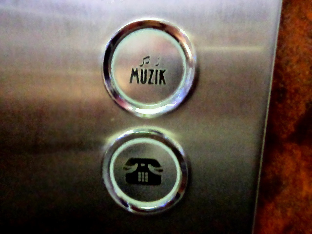 Ankara- Elevator Music Button