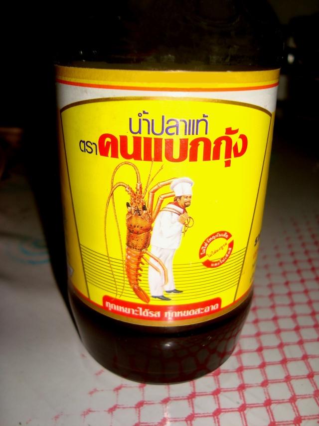 Bangkok - Prawn Riders Sauce