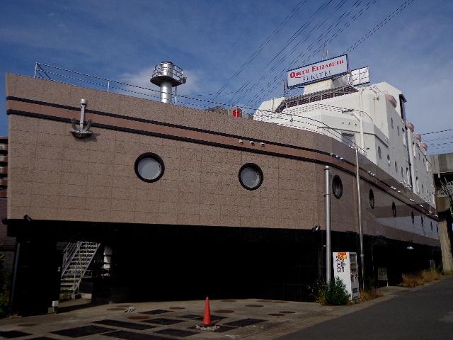 Nishi Funabashi- Queen Elizabeth Love Hotel2