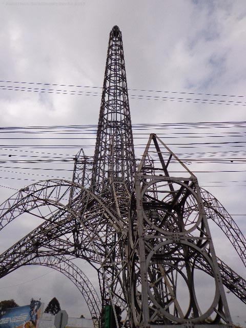 Guatemala City - Torre del Reformador (2)