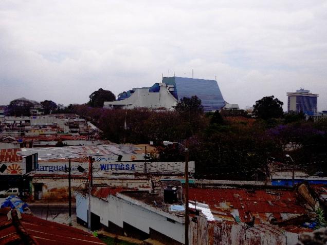 Guatemala City - El Centro Cultural (10)