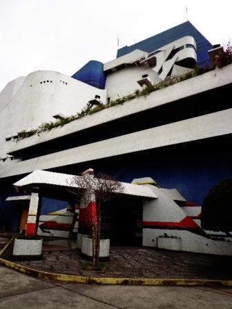 Guatemala City - El Centro Cultural (7)