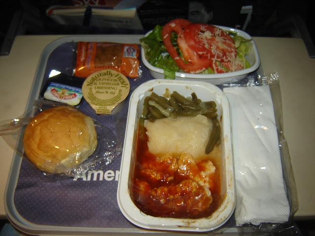 American Airlines, MIA-LPB