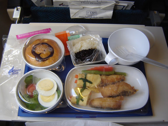 Bangkok Airways, LPQ-BKK