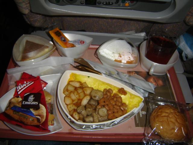 Emirates, DXB-JFK