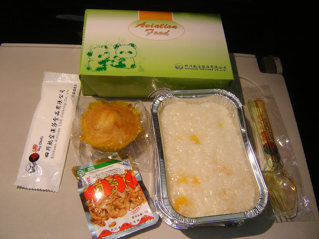 Sichuan Airlines, CTU-SZX