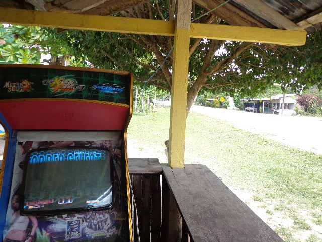 Road to Tikal - Arcade Game