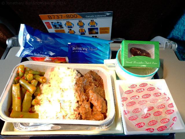 Garuda Indonesia, UPG-MDC - Lebaran Meal