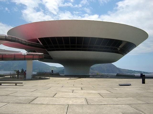 Niterói, Brazil -Contemporary Art Museum (3)