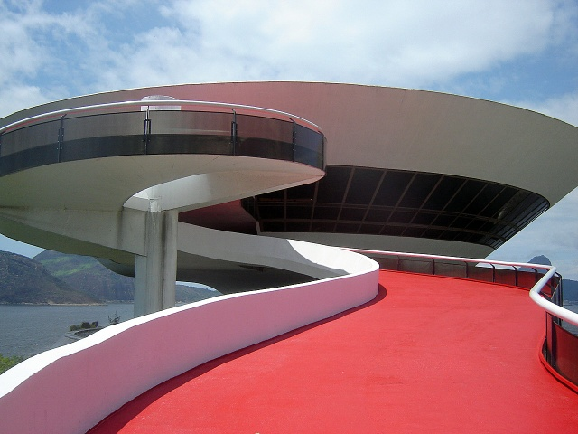 Niterói, Brazil -Contemporary Art Museum (4)