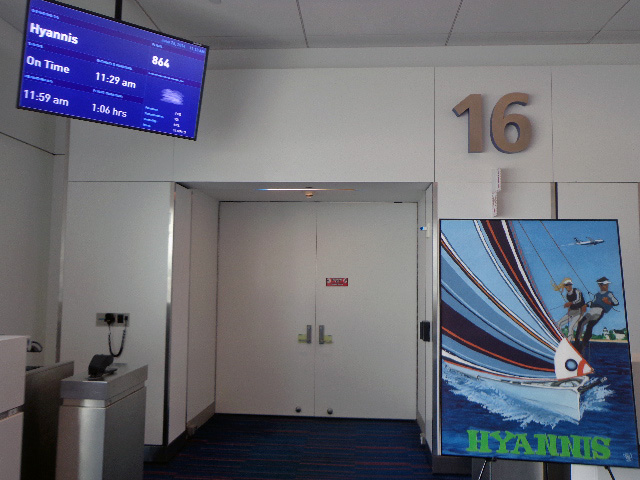 jetBlue Inaugural Flight JFK-HYA, 26JUN14 (1)