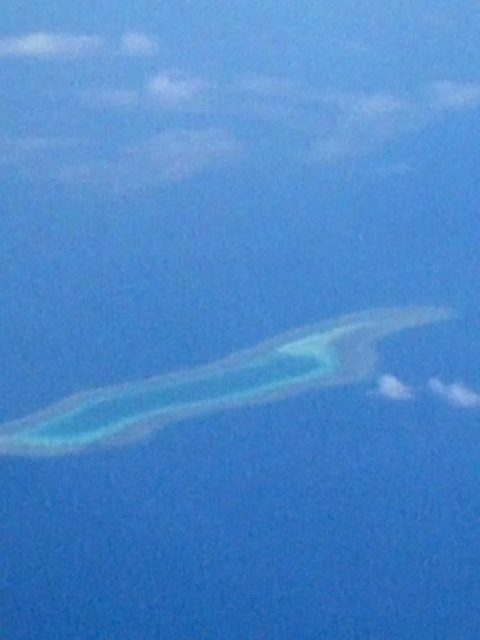 South China Sea - Not Manhattan Island