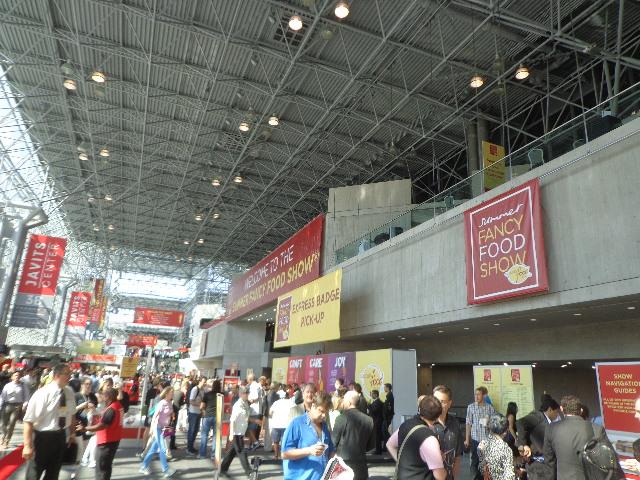 New York Summer Fancy Food Show, 29-30 June 2014 (1)