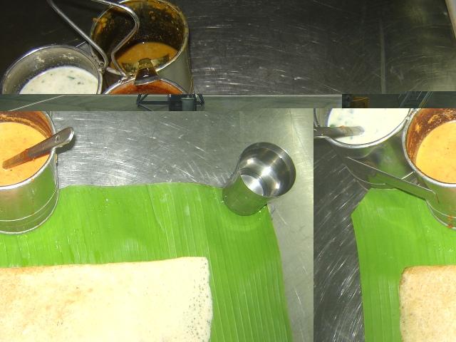 Malaysia - Recuperada South Indian Meal