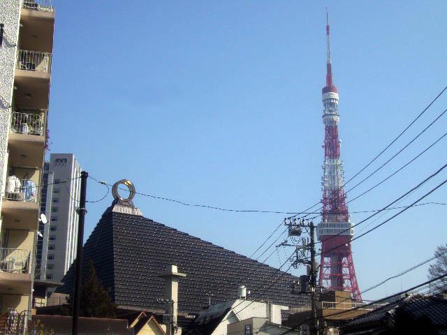 Azabudai, Tokyo - Reiyuukai Shakaden (2)