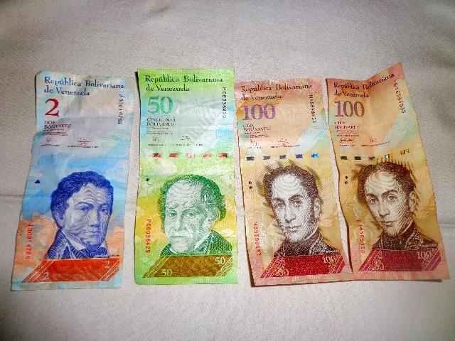 Caracas - Bolivares Fuertes (1)