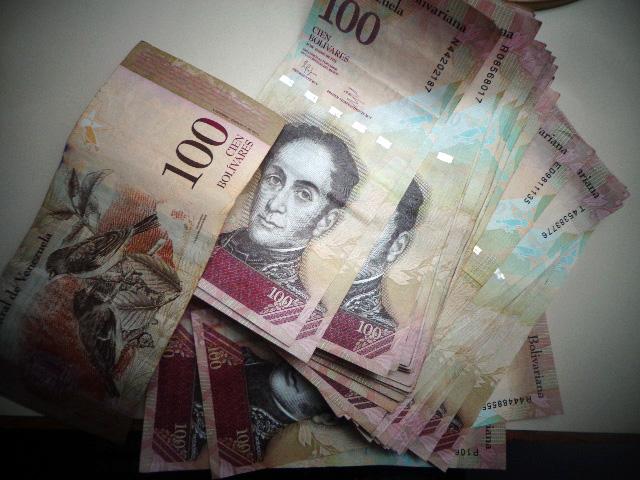 Caracas - Bolivares Fuertes (2)