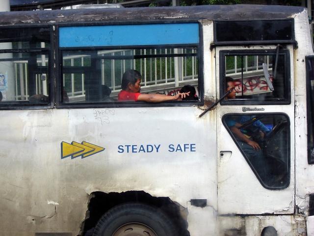 Jakarta - Steady Safe Bus