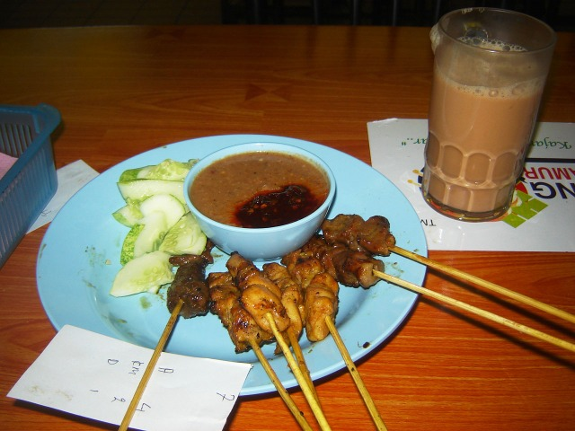 Kajang, Malaysia - Malaysia's Sate City (2)