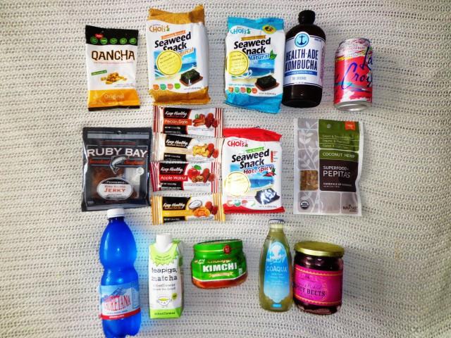 2015 New York Summer Fancy Food Show Loot