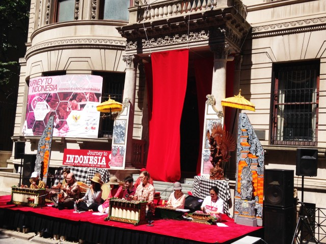 Journey to Indonesia Festival, New York