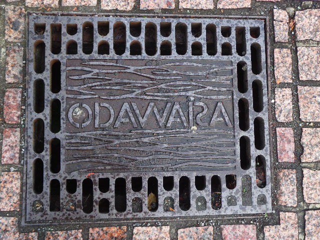Japan - Japanese Sewer Covers (Manhole Covers) (10)