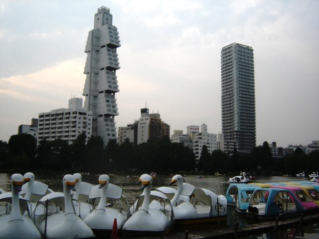 Sofitel Shinobazu Pond, Ueno, Tokyo (1)