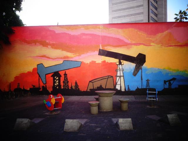 Caracas, Venezuela - Petrol Playground