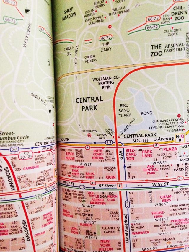 Tauranac Press, New York Maps (6)