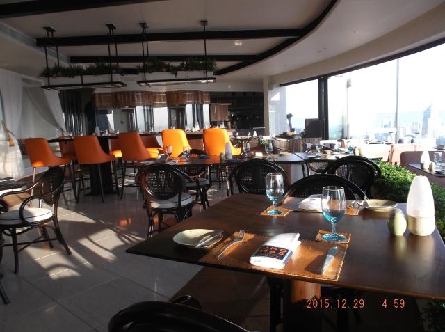 Open Air Dining Deck, Part 1