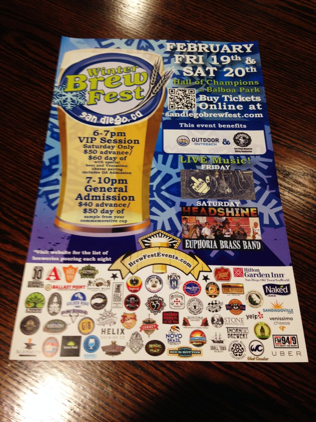 San Diego Winter Brew Fest (Beer) 2016 (2)