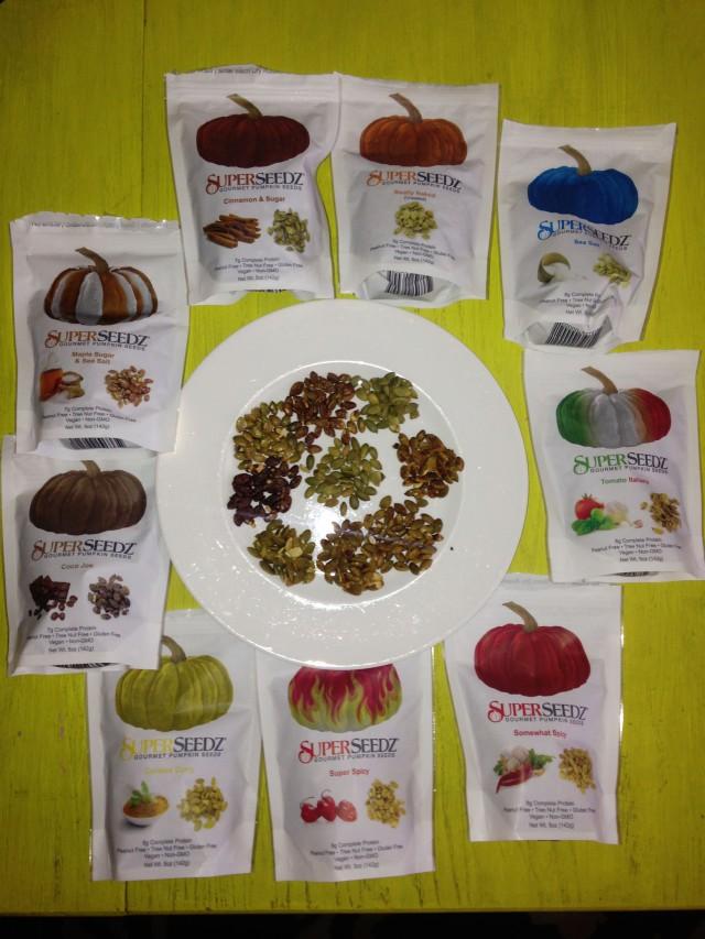 SuperSeedz Pumpkin Seeds Product Review