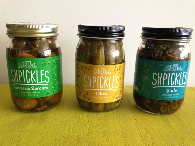 Brooklyn Whatever, Brussels Sprouts, Okra and Kale Pickles (1)