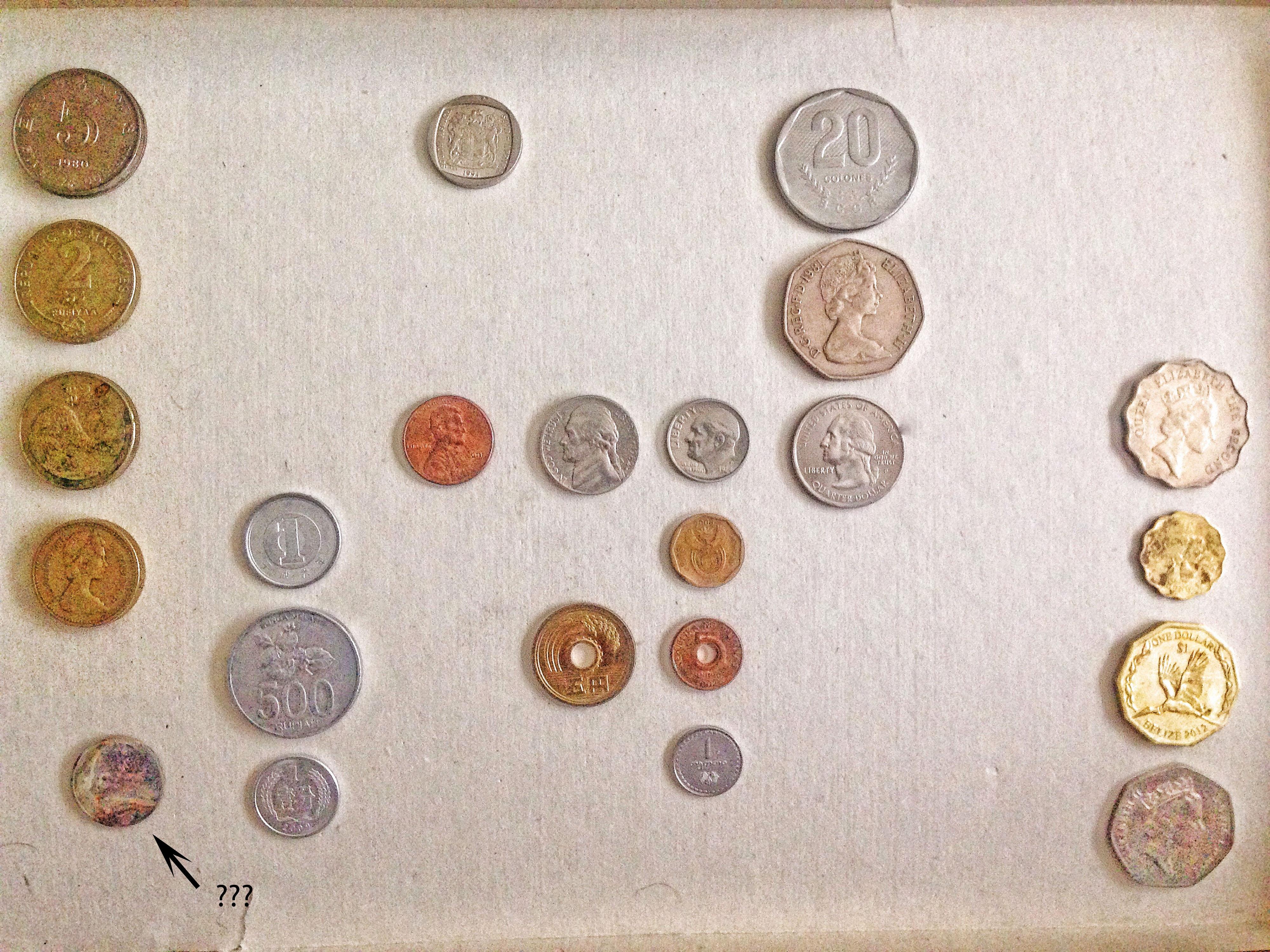 Money (Coin) Collection - Numismatist 1