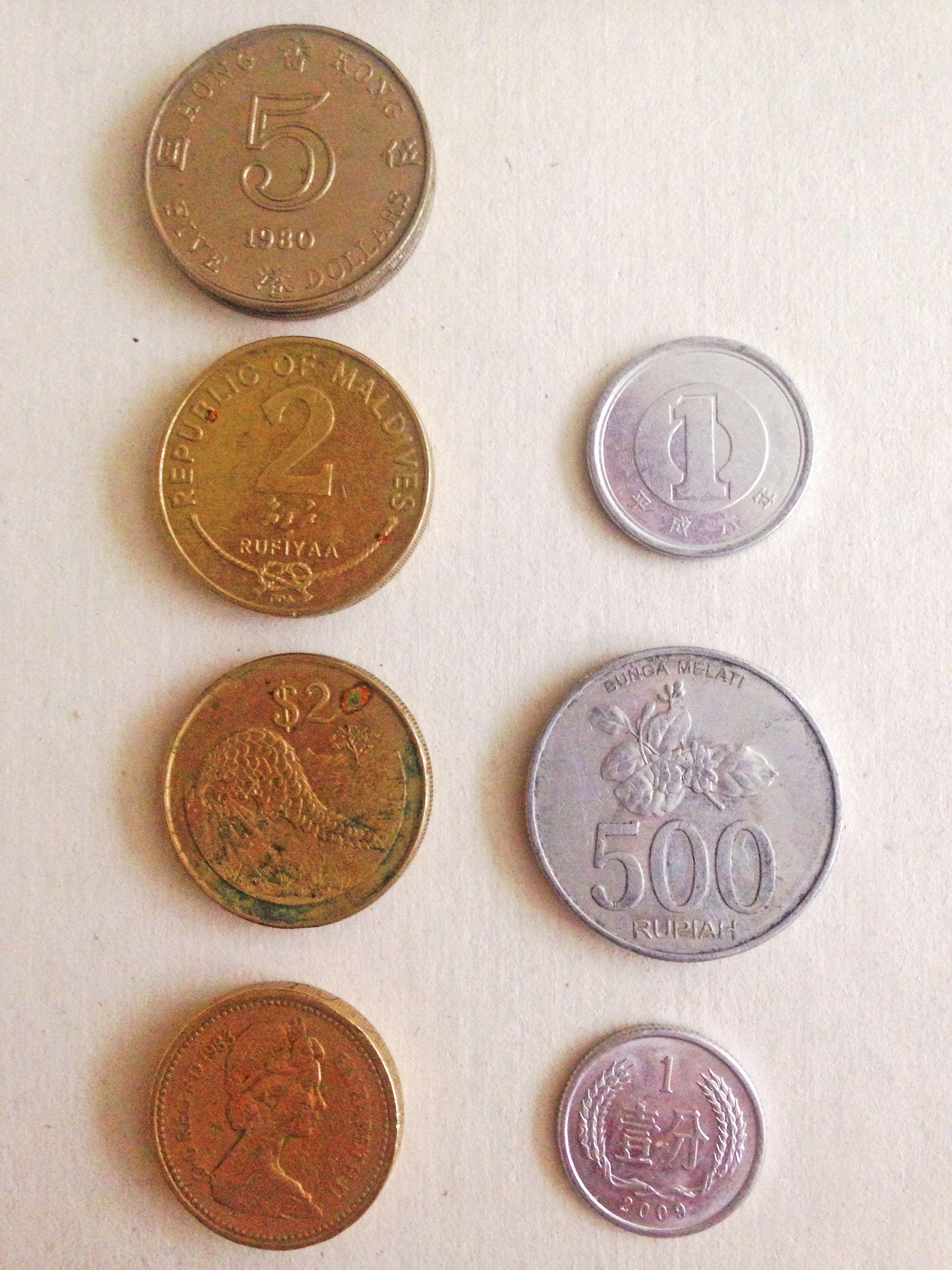 Money (Coin) Collection - Numismatist 2
