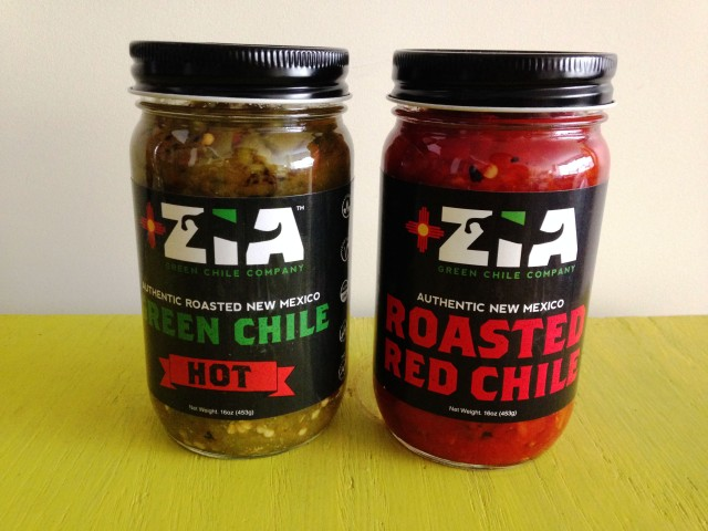 Zia Green Chile Company, Hatch Chiles and Salsa