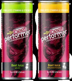 Beet Performer Drink