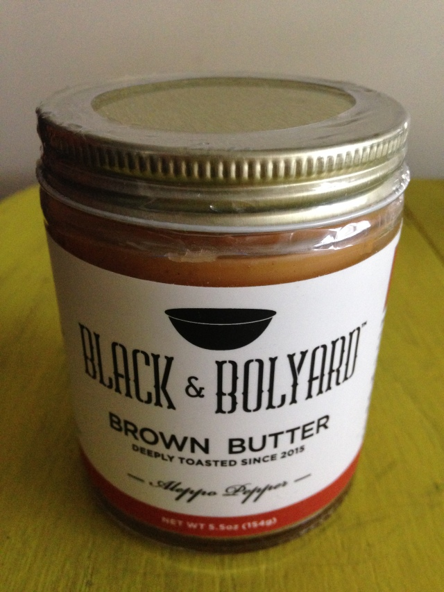 Black & Bolyard - Aleppo Pepper Brown Butter