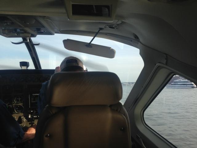 Tailwind Seaplane, Manhattan, New York (East River) to Stratford (Bridgeport), Connecticut (12)