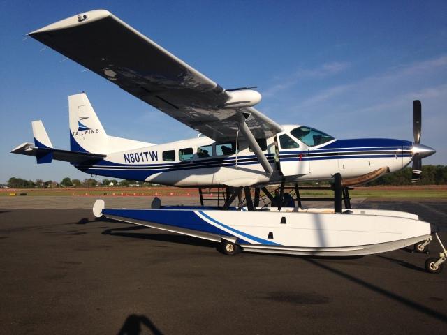 Tailwind Seaplane, Manhattan, New York (East River) to Stratford (Bridgeport), Connecticut (31)