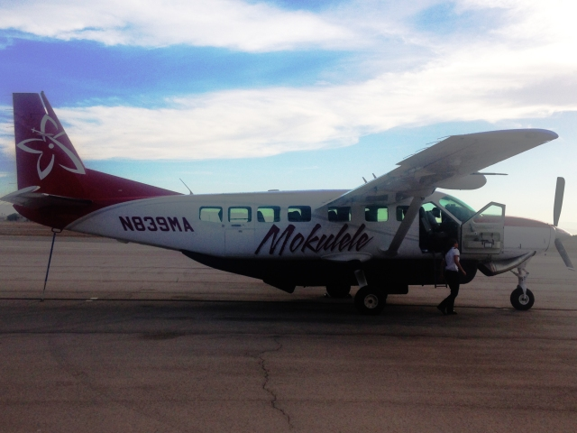 5JUN 2016 Mokulele Airlines Los Angeles (LAX) to Imperial County-El Centro (IPL) (1)