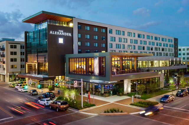 The Alexander (A Dolce Hotel), Indianapolis, Indiana, USA (1)