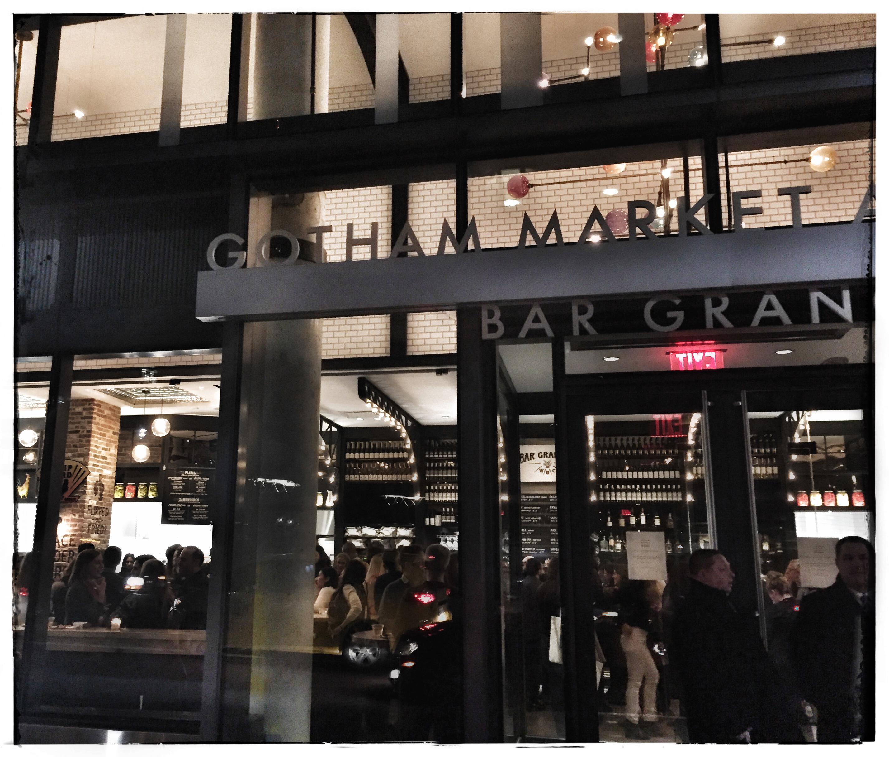 Review gotham market at the ashland fort greene for The ashland brooklyn