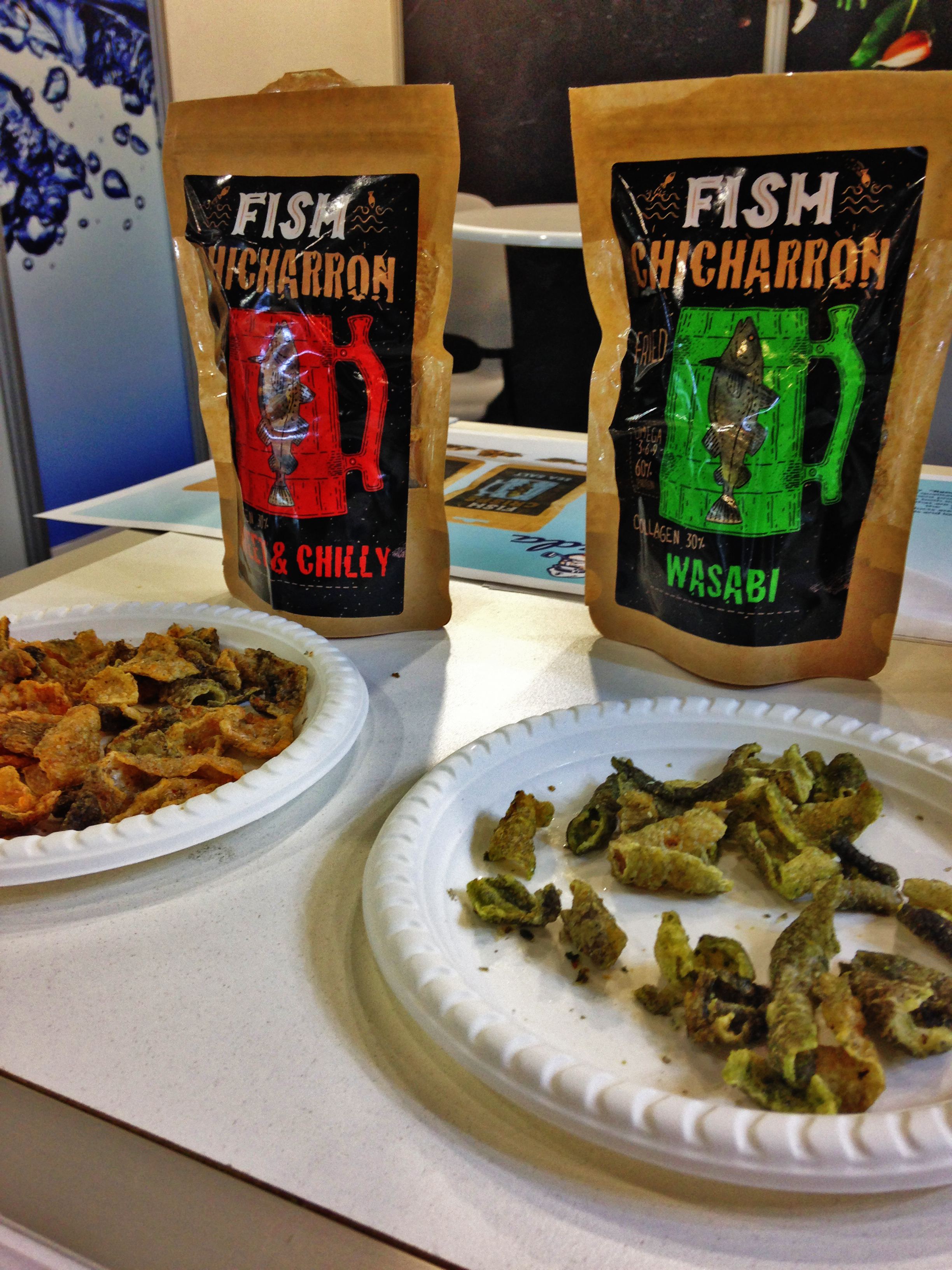 Event Review: 2017 New York Summer Fancy Food Show, Part 1