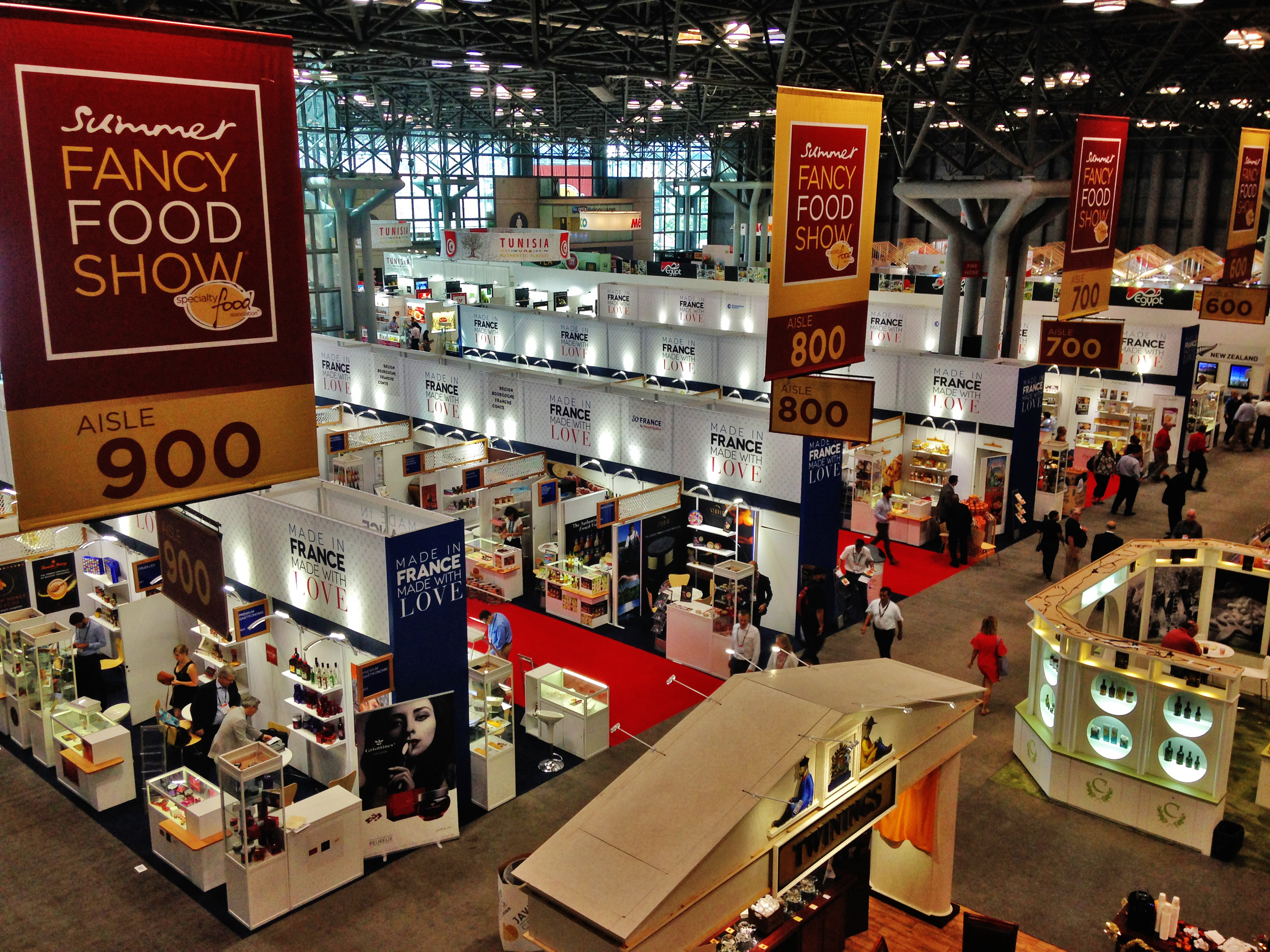 Event Review 2017 New York Summer Fancy Food Show Part 1 Buildingmybento