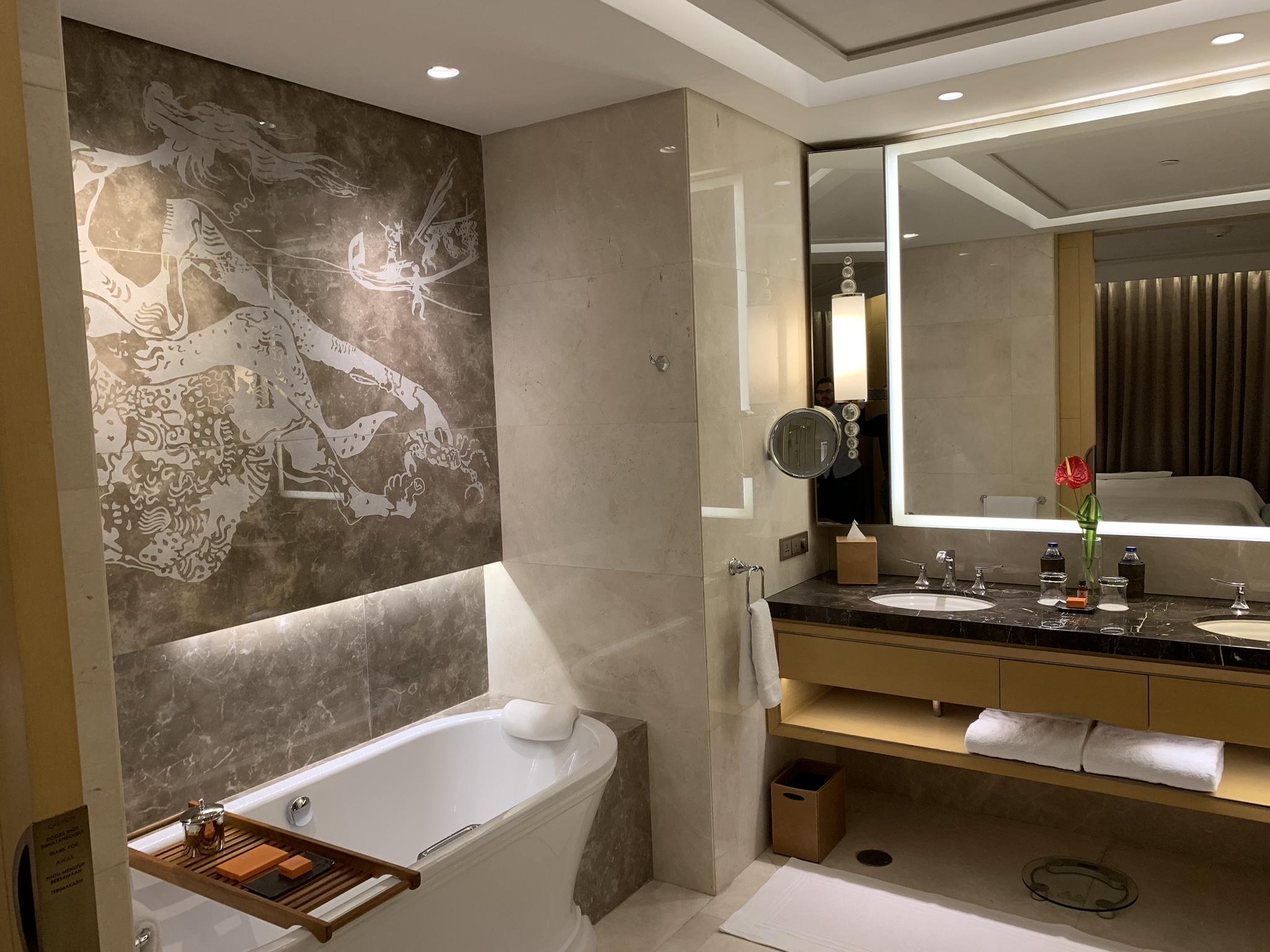Hotel Review Raffles Jakarta Indonesia Buildingmybento